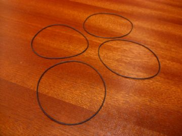 Engine Liner Seals Gasket (Quantity 4)
